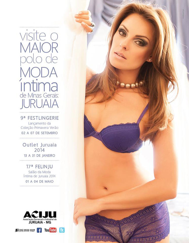 Juruaia-MG - Capital da Lingerie