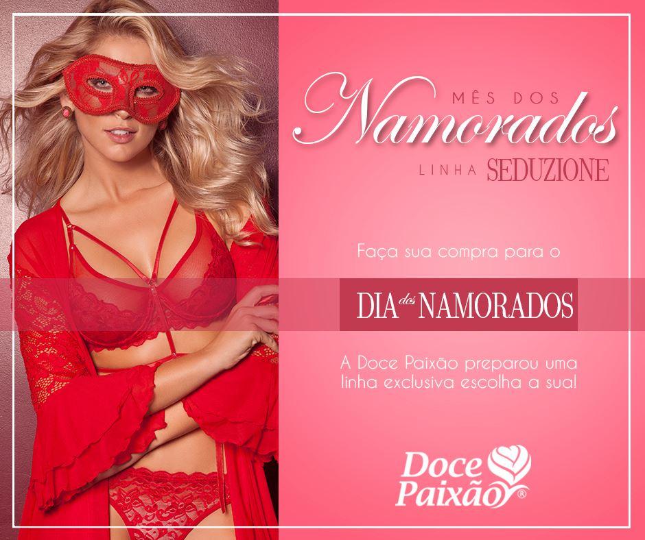 Promoção Dia dos Namorados - Doce Paixão Lingerie - Sorteio Lingeries 94c0a663c19